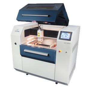 Máy cắt laser fiber khổ nhỏ