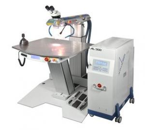 máy hàn laser sửa khuôn
