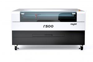 Máy cắt khắc laser phi kim R500
